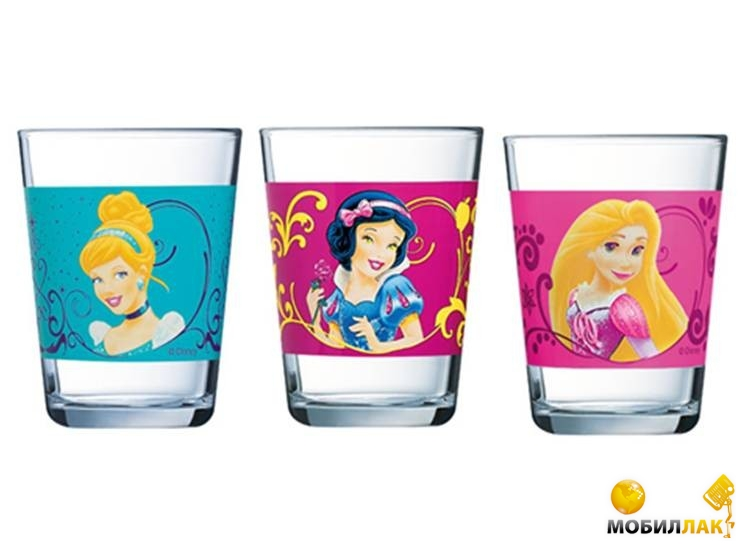Luminarc Disney Princess Royal Высокий 270 Мл 6228914 Luminarc