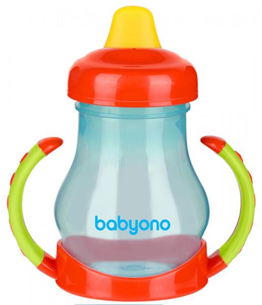 BabyOno Кружка-непроливайка Голубой (207) BabyOno