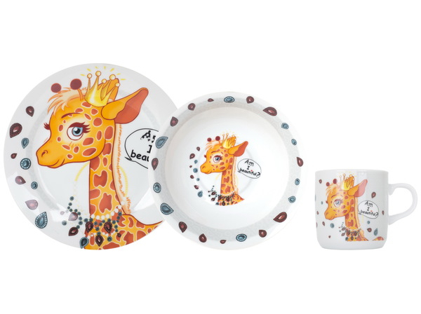 Limited Edition Pretty Giraffe 3 предмета (C389) Limited Edition