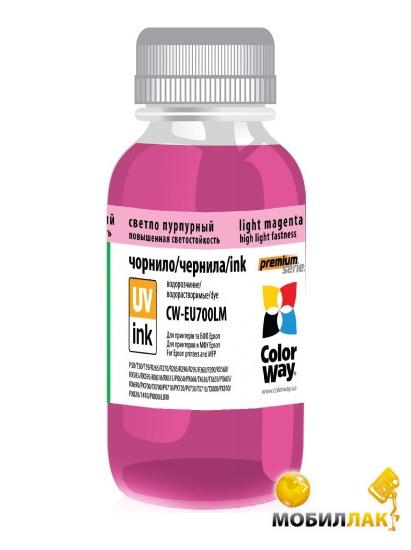 ColorWay Epson UV P50/PX700 100мл Ph. M. EU700LM MobilLuck.com.ua 53.000