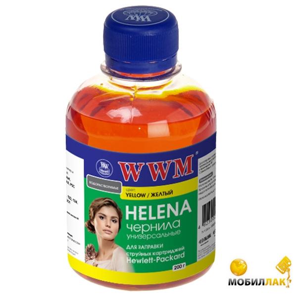 WWM HP Universal Helena Yellow 200 г (HU/Y) MobilLuck.com.ua 62.000