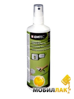 Emtec Spray Cleaner Universal 250 ml (EKNSPRUNIVE) MobilLuck.com.ua 43.000
