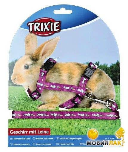 Сшить поводок для кролика