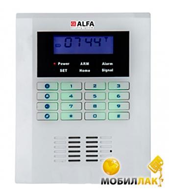alfa Alfa 10B White (ASS-GSM10B)