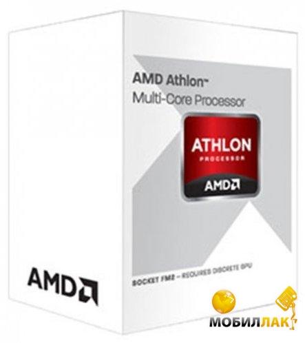 AMD Athlon II X4 740 3.2GHz/4MB/1866MHz (AD740XOKHJBOX) sFM2 BOX MobilLuck.com.ua 1201.000