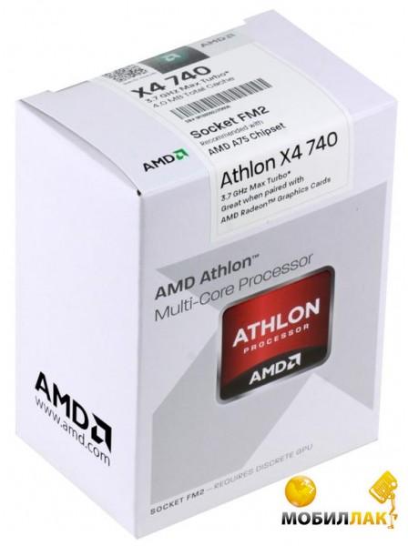 AMD Athlon II X4 740 3.2GHz 4Mb 65W sFM2 OEM MobilLuck.com.ua 896.000