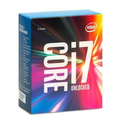 Процессор Intel Core i7 6800K 3.4GHz Box (BX80671I76800K) no cooler