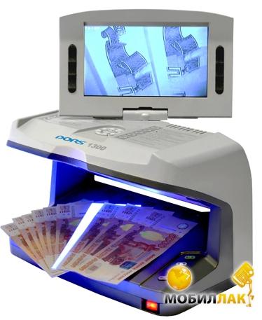 Фото детектора валют DORS 1300.