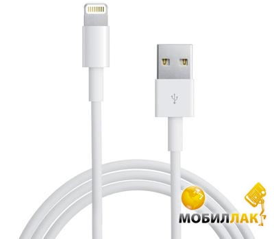 PowerPlant USB - Lightning (iPhone 5), 1m MobilLuck.com.ua 107.000
