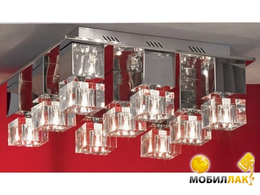 Lussole светильник потолочный LSA-1307-09 MobilLuck.com.ua 6879.000