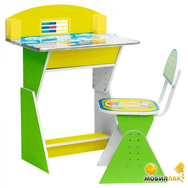 Super Star Preschool Green-Yellow MobilLuck.com.ua 590.000