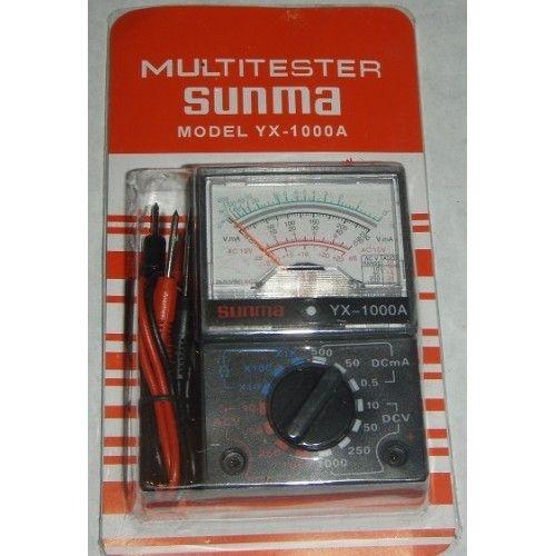 Инструкция по эксплуатации тестера sunwa yx360 tr