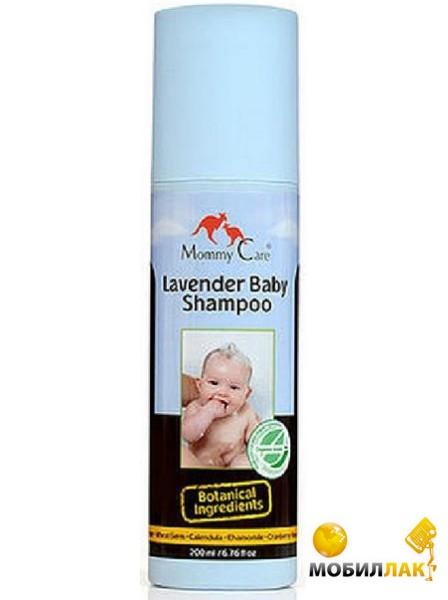Mommy Care Детский шампунь с органической лавандой и календулой 400 мл (491047) Mommy Care