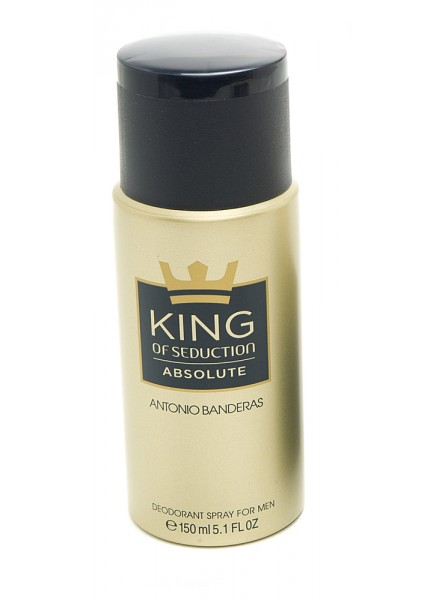 antonio banderas Antonio Banderas King Of Seduction Man Absоlute Man 150 ml