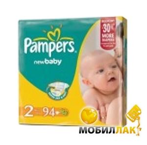 Видеообзор и фото Подгузники Pampers New Baby Mini 2 (3-6 кг) JUMBO PACK 94  шт.. Купить Подгузники Pampers New Baby Mini 2 (3-6 кг) JUMBO PACK 94 шт. a727697c5ee