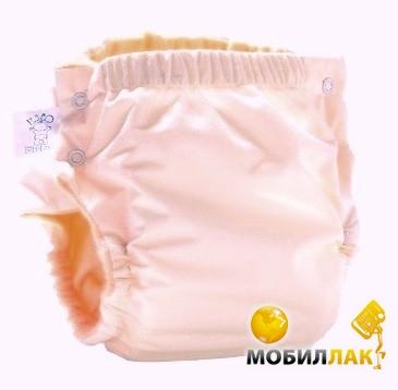 Эко-Пупс Непромокайка Premium S, M (3-9 кг) персиковый Эко-Пупс