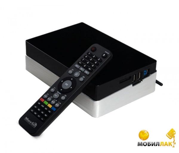 Фото Домашний мультимедиа центр Турбо 2ТБ Merlin Home Multimedia Center Turbo 2TB (13964291551) в интернет магазине Мобиллак