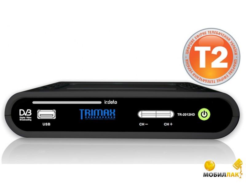 Отзывы о Цифровой тюнер Т2 Trimax TR-2012HD Plus | Медиаплееры HD ...