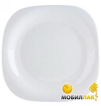 Luminarc Carine white H3660 190 мм десертная MobilLuck.com.ua 17.000