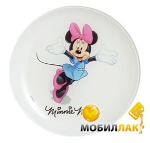 Luminarc Disney minnie colors G9171 200 мм десертная MobilLuck.com.ua 47.000