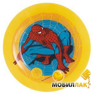 Luminarc Spiderman comic book H4351 190 мм десертная MobilLuck.com.ua 61.000