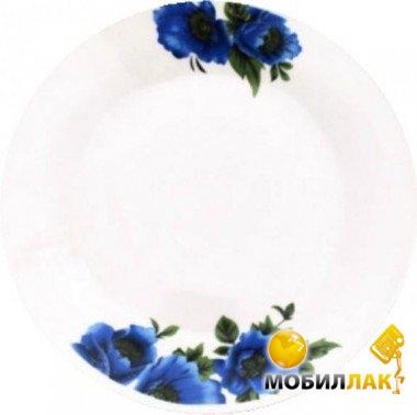 Оселя Цветы Голубые 23 см (21-206-055) Оселя