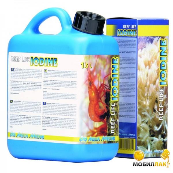 aqua medic Aqua Medic Reef Life Iodine (Йод) 5L