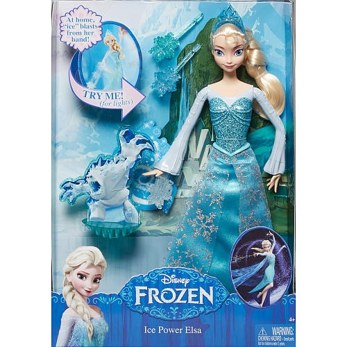 Кукла Mattel Дисней Эльза (CGH15)
