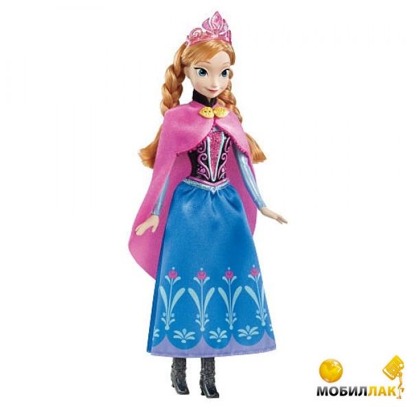 Disney Кукла Анна Холодное сердце Disney Frozen Sparkle Anna of Arendelle MobilLuck.com.ua 378.000