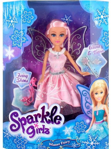 Funville Эшли в розовом платье (FV24015-4) Funville