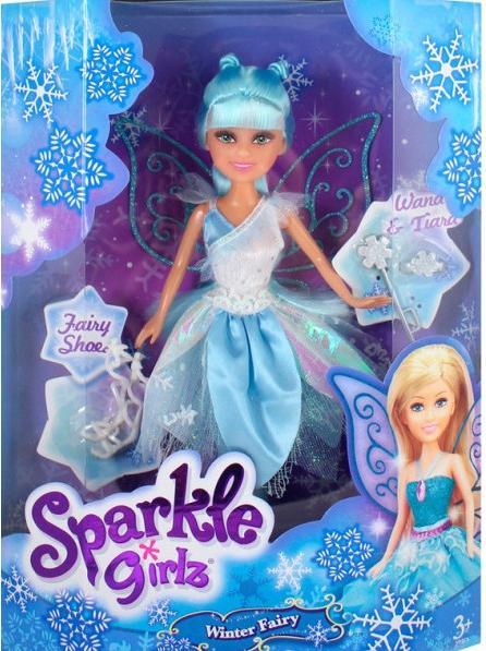 Funville Эвелин в бело-голубом платье (FV24015-2) Funville