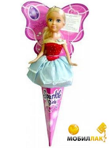 Funville Очаровательная принцесса блондинка в голубой юбке (FV250051-1) Funville