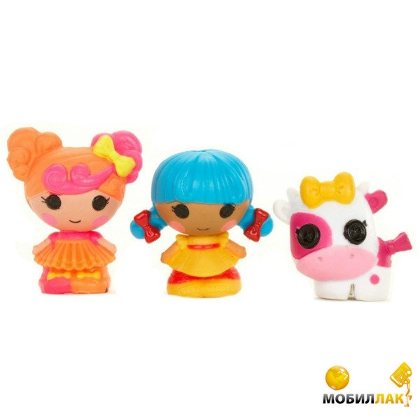 Lalaloopsy Карамелька И Сказочница (2 куклы, питомец) (534211) Lalaloopsy