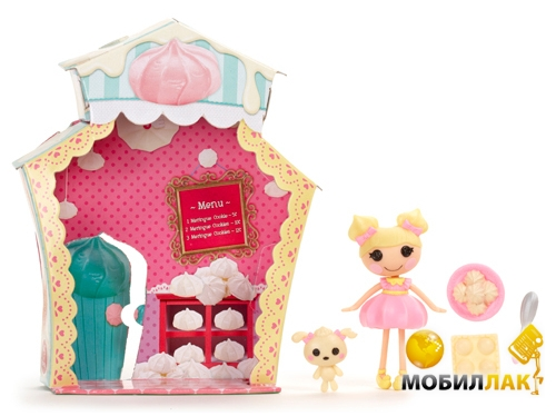 Lalaloopsy Mini Королевство сладостей Ваниллина (520443) MobilLuck.com.ua 138.000