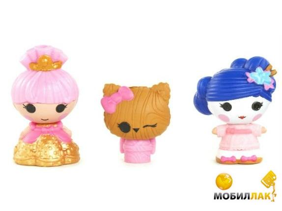 Lalaloopsy Юки Сакура и Принцесса 2 куклы питомец Lalaloopsy