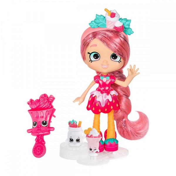 Shopkins Shoppies Фантазия Клубничка (56405) Shopkins