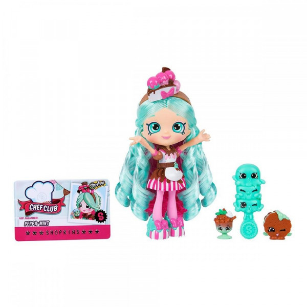 Shopkins Shoppies Шеф-клуб Минди Минти (56300) Shopkins