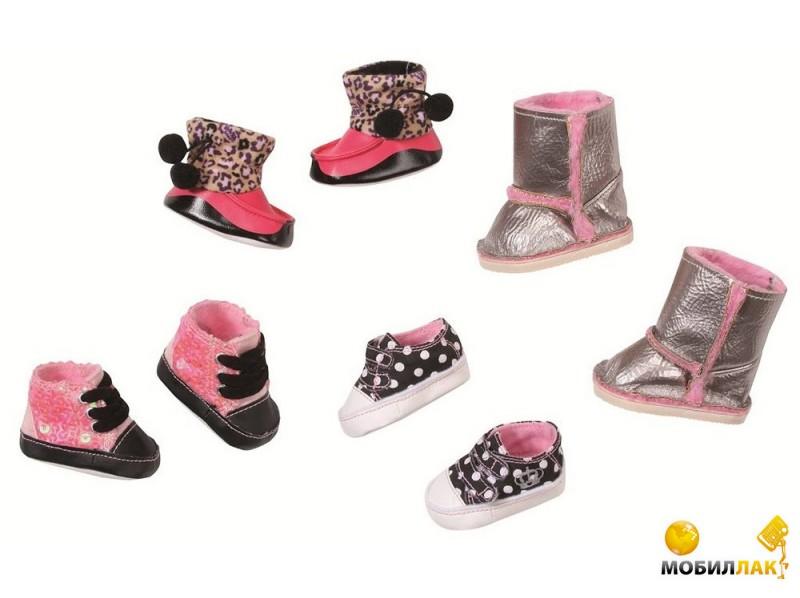 e928b474dd01 Обувь для куклы Zapf BABY BORN (816806). Купить Обувь для куклы Zapf BABY  BORN (816806). Цена, доставка по Украине - Киев, Харьков, Днепропетровск,  Одесса.