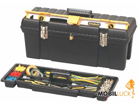 Stanley Ящик для ручного инструмента 69,5х 27,2х26 мм (1-92-850) MobilLuck.com.ua 408.000