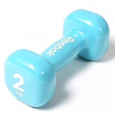 Гантель Reebok RAWT-11152 2 кг Голубой