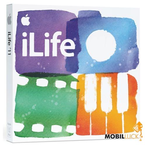Apple iLife '11 Retail (MC623RS/A) MobilLuck.com.ua 997.000