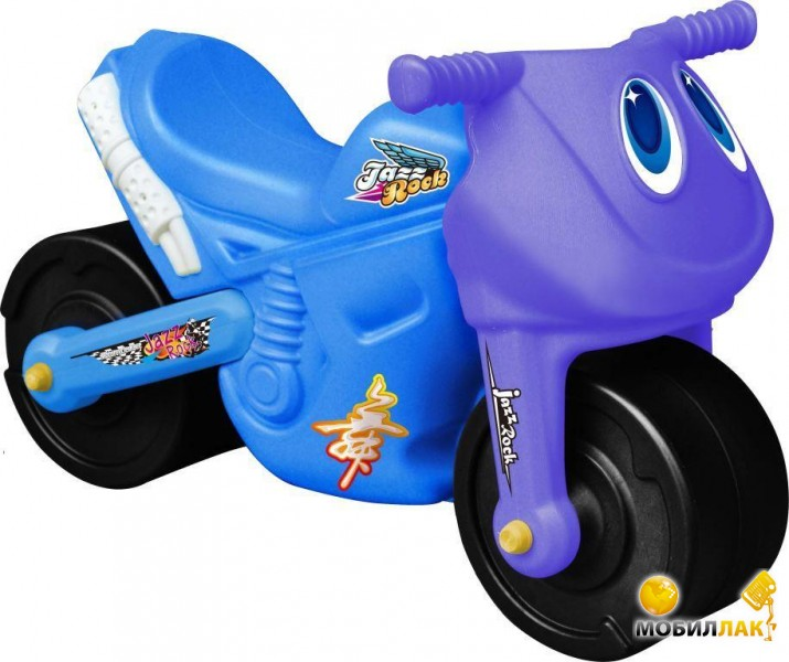 Lindo Мотоцикл синий (СА-17_Blue) MobilLuck.com.ua 310.000