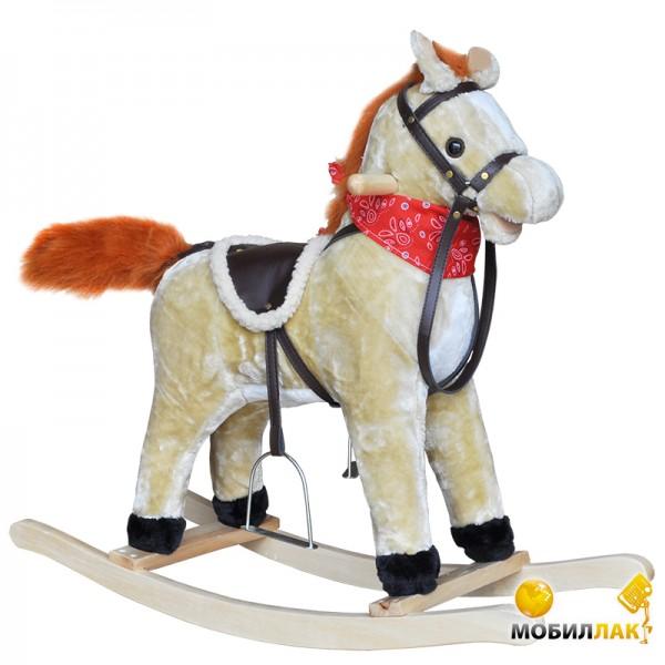 Super Star Лошадка-качалка Rocking horse Beige MobilLuck.com.ua 526.000