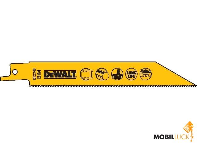 DeWALT Пильное полотно по металлу DT2346 MobilLuck.com.ua 310.000