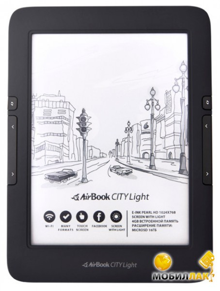 AirBook City Light Touch MobilLuck.com.ua 1925.000