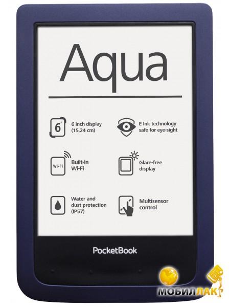 PocketBook 640 Aqua (PB640-B-CIS) MobilLuck.com.ua 2269.000