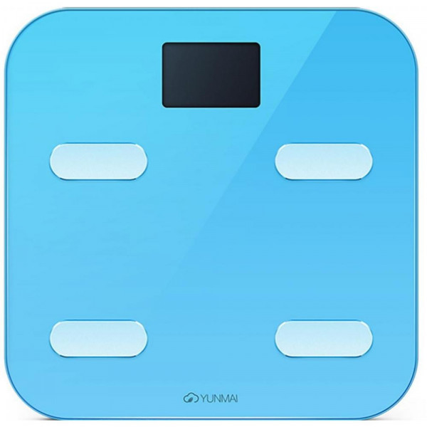 Yunmai  Color Smart Scale Blue (M1302-BL) Yunmai
