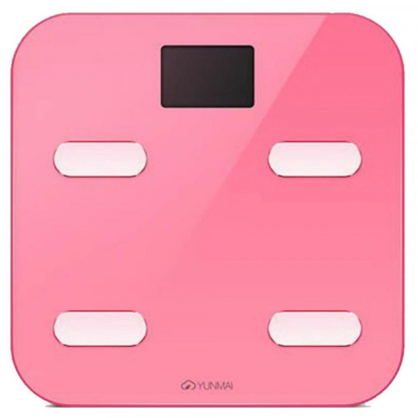 Yunmai  Color Smart Scale Pink (M1302-PK) Yunmai