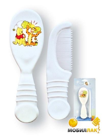 Lindo Безопасный гребешок с щеткой для волос Disney (LI 601) MobilLuck.com.ua 47.000