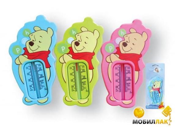 Lindo Термометр для воды Pooh (Pk 039) MobilLuck.com.ua 47.000
